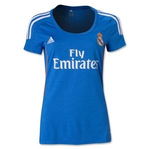 adidas Real Madrid 13/14 Womens Away Soccer Jersey