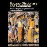 Ilocano Dictionary and Grammar