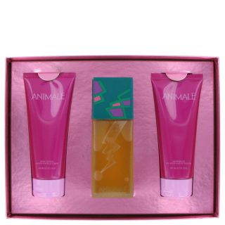 Animale for Women by Animale, Gift Set   3.4 oz Eau De Parfum Spray + 6.7 oz Bod