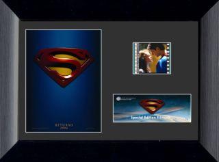 c8baed7132fa1 ... Superman Returns Mini Film Cell ...
