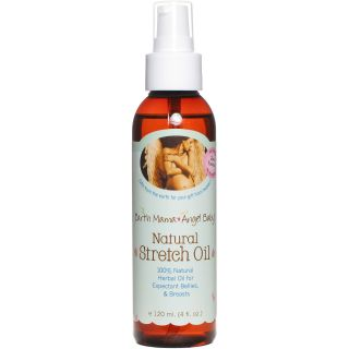 Earth Mama Angel Baby Natural Stretch Oil    4 oz