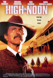 High Noon (2000 Re Make Video Poster) Movie Poster