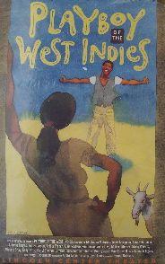 Playboy of the West Indies (Original Broadway Theatre Window Card)