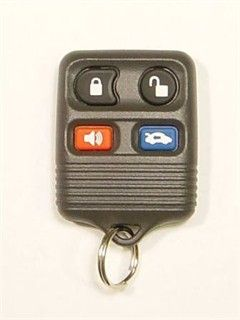 1998 Lincoln Mark VIII Keyless Entry Remote   Used