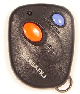 2002 Subaru Legacy Keyless Entry Remote