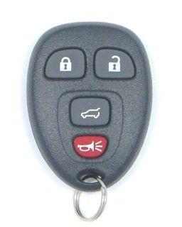2007 Cadillac SRX Keyless Entry Remote