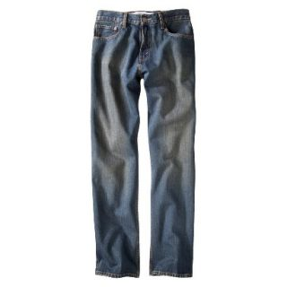 Denizen Mens Straight Fit Jeans 40x32