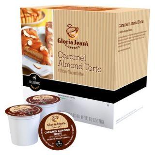 Keurig Gloria Jean Caramel Almond Torte   18 count