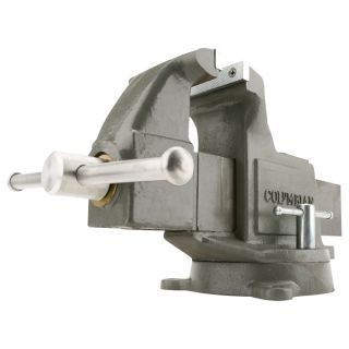 Wilton Columbian Machinist Bench Vise   6 Inch Jaw Width, Model 606M3