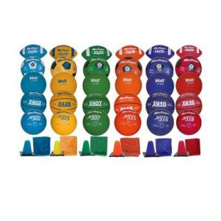 Sports Equipment 6 Color Pack