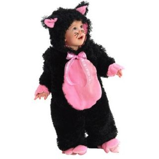 Black Kitty Costume Infant (18M 2T)