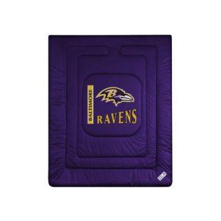 Baltimore Ravens Comforter   Full/ Queen