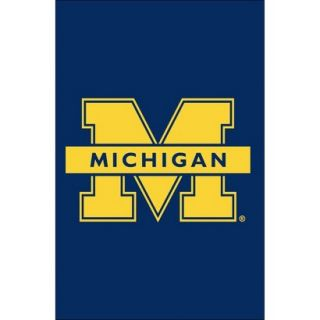 Team Sports America Michigan Garden Flag