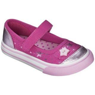 Toddler Girls Circo Jeri Mary Jane Shoe   Pink 5