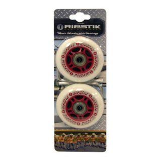 Razor RipStik Replacement Wheel Set   Red