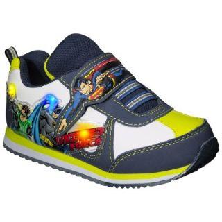 Toddler Boys Justice League Light Up Sneaker   Multicolor 9