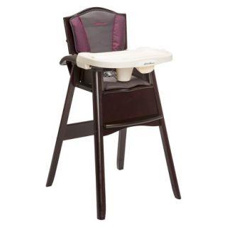 Eddie Bauer Classic 3 in 1 Wood High Chair   Hibiscus