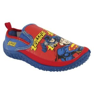 72857623ad77 ... 11  Toddler Boys Justice League Water Shoes Red Blue ...