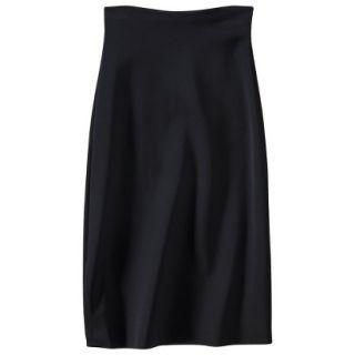 ASSETS by Sara Blakely Womens Fantastic Firmers Half Slip 1694   Black S