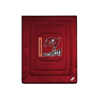 Tampa Bay Buccaneers Comforter   Full/ Queen