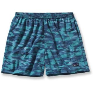 Patagonia Baggie Shorts  Mens,  GLASS Blue/KASIH IKAT,  L