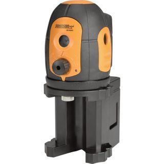 Johnson Level & Tool Self Leveling Multi Point Laser Level, Model 40 6680