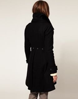 Fullcircle  Full Circle Fit & Flare Military Coat
