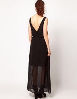 Twist & Tango  Vestido largo con escote amplio de pico de Twist  & Tango en