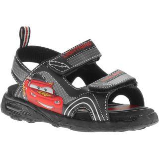 Disney Toddler Boys Cars Light Up Sandals ?