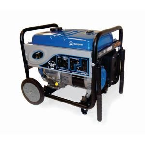 Westinghouse 4,500 Watt Gasoline Powered Portable Generator DISCONTINUED WH4500