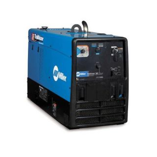 Miller Electric Mfg Co Trailblazer 302 Diesel Multi Process Generator Welder 300A with 19HP Kubota Diesel Engine and Standard Receptacles Tools