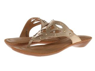 Born Milena   Crown Collection Womens Sandals (Gold)