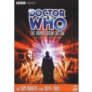 Doctor Who Episode 103   The Armageddon Factor (Widescreen) TV Shows