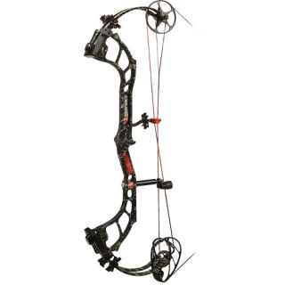 PSE Prophecy Compound Bow, 70 lb, Skullworks Camo Outdoor Sports