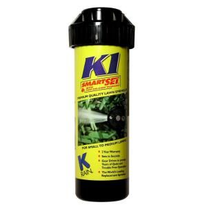 K Rain 4 in. K1 Gear Drive Sprinkler 31031