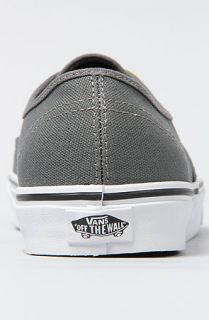 Vans Shoes Authentic Sneaker in Grey