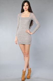Free People The Good Girl Gone Bad Bodycon Dress