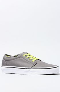 Vans Shoes 106 Vulcanized Sneaker in Grey Green