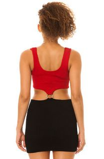 Tripp NYC Dress Pretty Woman in Red and Black