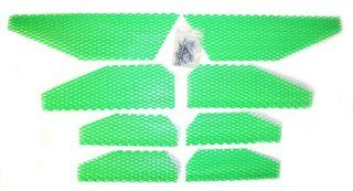 SCREEN KIT ARCTIC CAT GREEN, Manufacturer DUDECK, Manufacturer Part Number A6 GREEN AD, Stock Photo   Actual parts may vary. Automotive