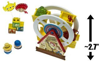 Jessie's Candy Ferris wheel  Toy Story Birthday Party Mini Playset (Japanese Import) [#4] Toys & Games