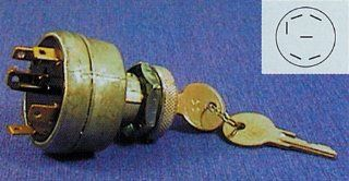 2000 2000 SKI DOO FORMULE DLX 600/ 700 IGNITION SWITCH, Manufacturer: NACHMAN, Manufacturer Part Number: 01 118 33 AD, Stock Photo   Actual parts may vary.: Automotive