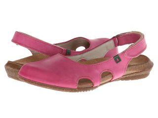 El Naturalista Wakataua N433 Womens Flat Shoes (Pink)