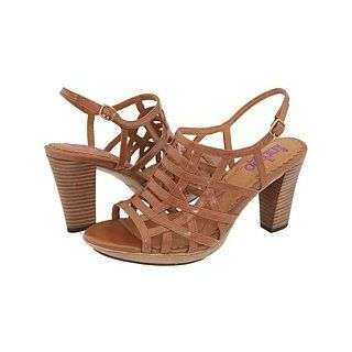 Indigo by Clarks Campania Womens Strappy Sandals Tan 10: Shoes