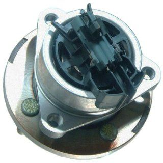 513204 Axle Bearing & Hub Assembly, Chevrolet Cobalt/HHR, Pontiac G5/Pursuit, Saturn ION, Front Driven Hub with Integral ABS Automotive