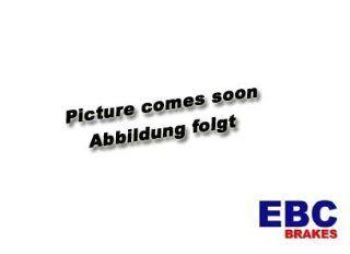 EBC Bremsscheiben INOX Streetfighter Disc <br>Ø=320mm / schwimmende Edelstahl Bremsscheibe mit polierter Nabe: Motorrad