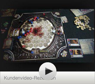 Heidelberger HE458   Spartacus   Ein Spiel über Blut und Verrat, Strategiespiel: Spielzeug