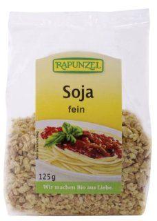 Rapunzel Sojafleisch fein, 2er Pack (2 x 125 g)   Bio: Lebensmittel & Getränke