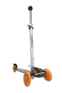 Hudora 10206   Big Wheel KS 125, 125,3 x 125 mm Rollen, orange / schwarz: Spielzeug