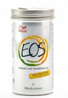 Wella Professional EOS Tönung Muskatnuß/II 120g, 1er Pack (1 x 125 g): Drogerie & Körperpflege